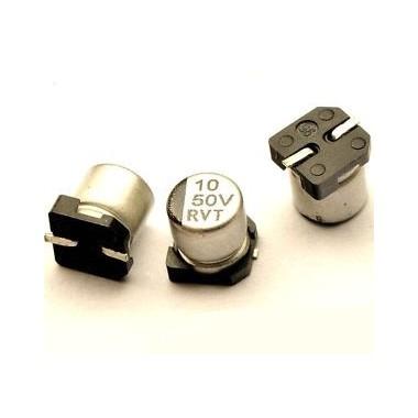 10UF-50V SMD E