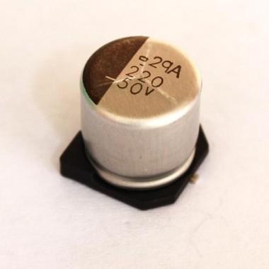 220UF-50V SMD E