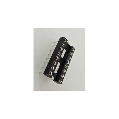 IC SOCKET-16P-M