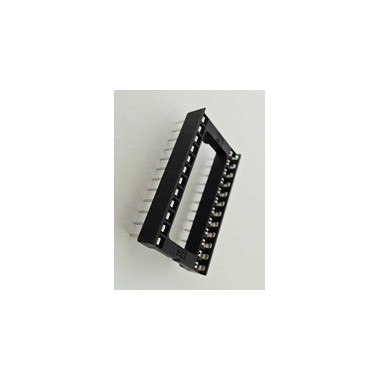 IC SOCKET-24P-W