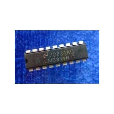 LM3914N-1 - DIP (NS03)