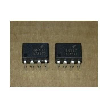 6N137 - DIP (FSC03)