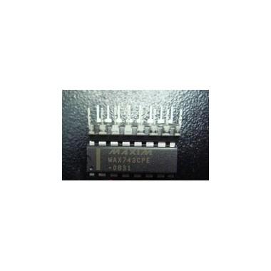 MAX743CPE - DIP