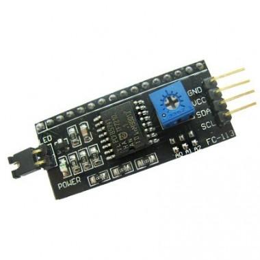 I2C LCD SHIELD