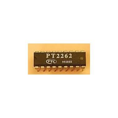 PT2262 - DIP