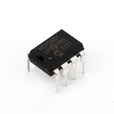 MCP2551-I/P - DIP