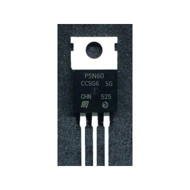 STP5N60