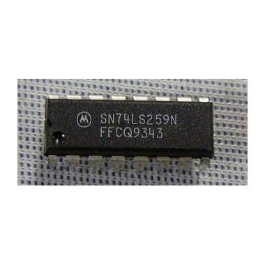 74LS259 - DIP