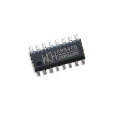 CH340G - SMD