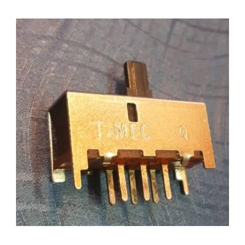 کلید کشویی 2 حالت 6 پایه 5