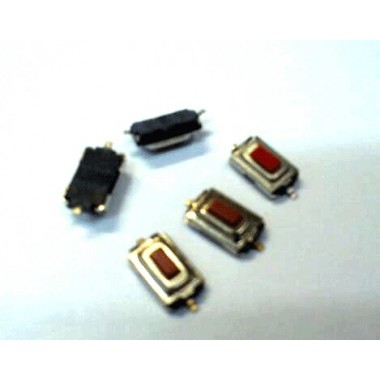 TACT SW 3*6*2.5 2P-SMD