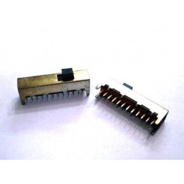 کلید کشویی-2 حالت-24 پایه