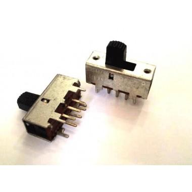 کلید کشویی-2 حالت-6 پایه-1