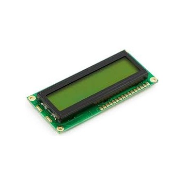 LCD 2*16G