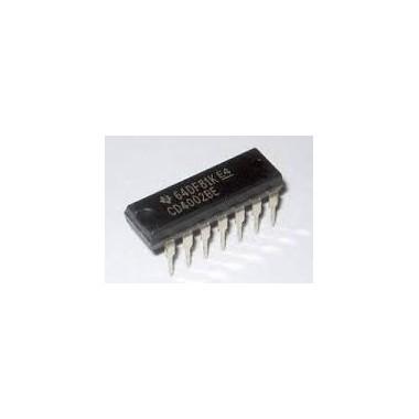 CD4002B - DIP