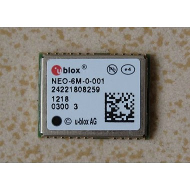 U-BLOX NEO-6M