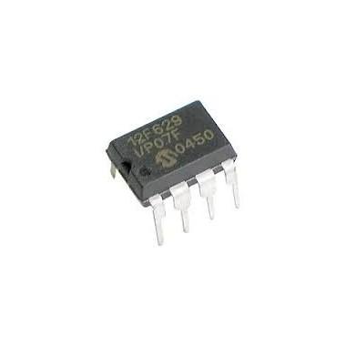 PIC12F629-I/P - DIP