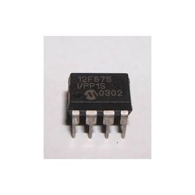 PIC12F675-I/P - DIP