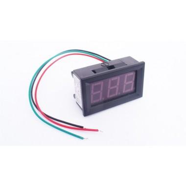 Ampermeter DC