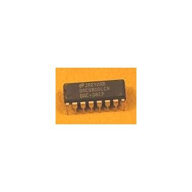 DAC0800LCN - DIP