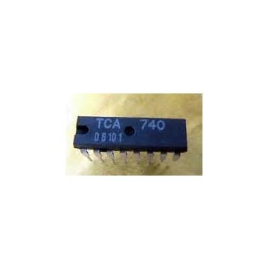 TCA740 - DIP