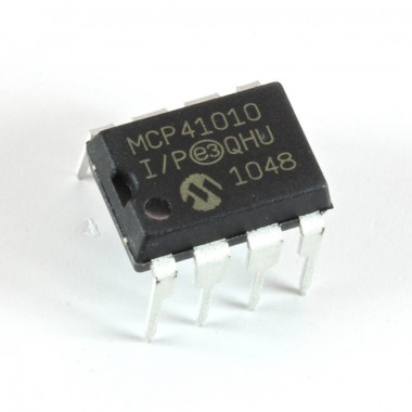 MCP41010-I/P (DIP)
