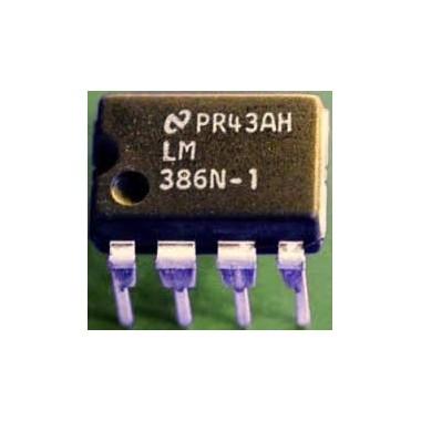 LM386N - DIP معمولی