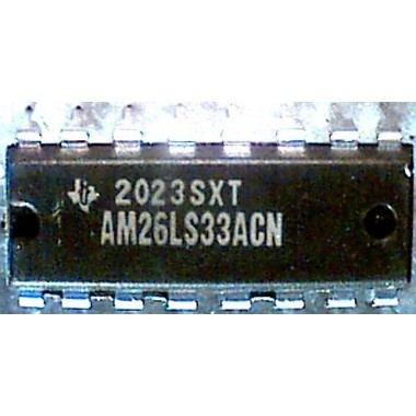 AM26LS33ACN - DIP