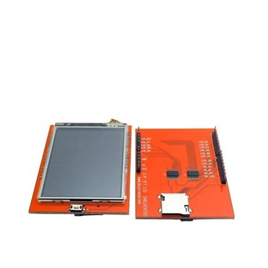"""TFT LCD 2.4"""" for Arduino UNO"""