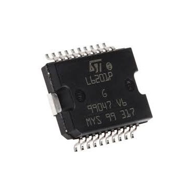L6201PS PowerSO-20