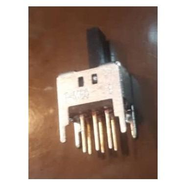 کلید کشویی 2 حالت 6 پایه -4