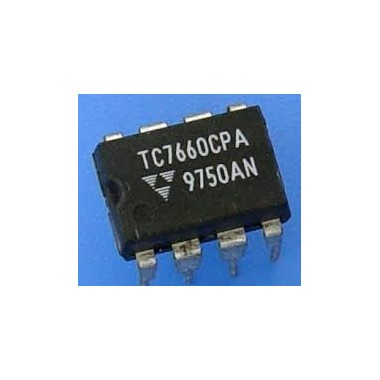 TC7660 - DIP
