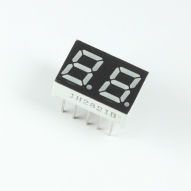 CA 7-SEG 2DIGIT-R 20*13 مالتی پلکس