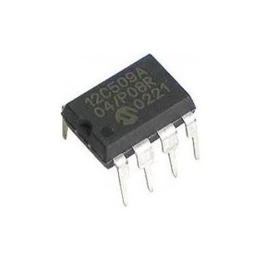 PIC12C509A-04 - DIP