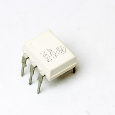 4N25M - DIP سفید