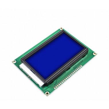 LCD 64*128 BLUE KS0108