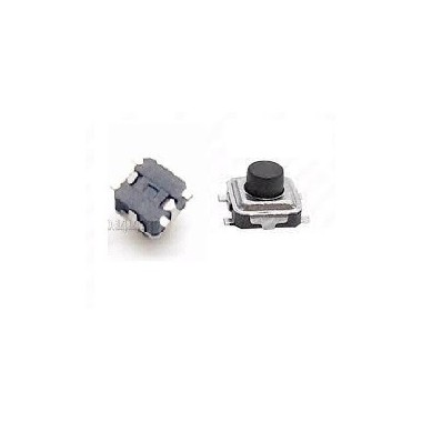 TACT SW 3*3*2.5 4P-SMD