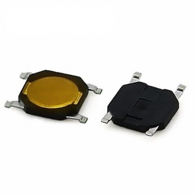 TACT SW 4.8*4.8*0.8 4P-SMD