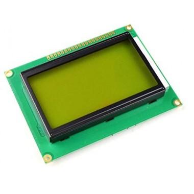 LCD 128*64 Green ST7920