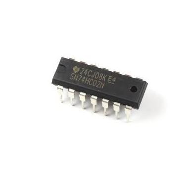 74HC02 - DIP