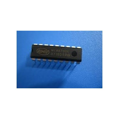 MT8870DE - DIP