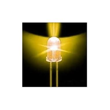 YELLOW LEDشفاف 3m