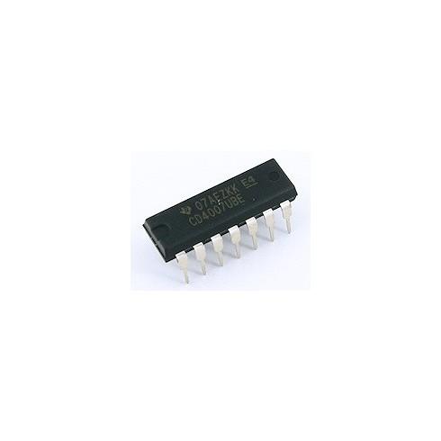 CD4007B - DIP