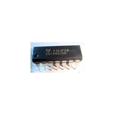 74HC10 - DIP