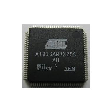 AT91SAM7X256-AU